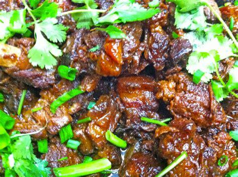 cuisiner porc porc au caramel recette porc caramel vietnamien