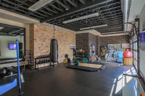 Gym Interior : 16+ Garage Gym Designs, Ideas