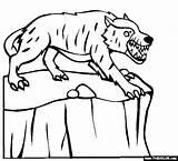Coloring Prehistoric Andrewsarchus Mammals Flood sketch template
