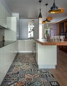 Faux Carreaux De Ciment : cuisine carreau de ciment ~ Dailycaller-alerts.com Idées de Décoration