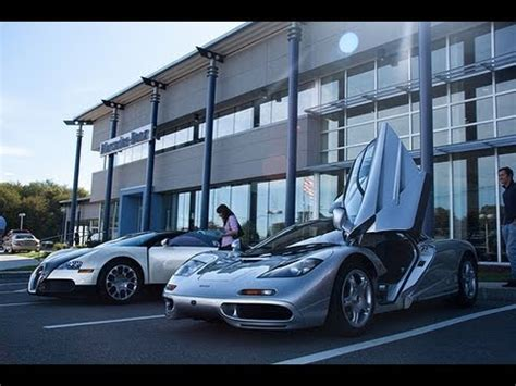 Bugatti veyron vs mclaren f1 was last modified: McLaren F1 & Bugatti Veyron together - YouTube