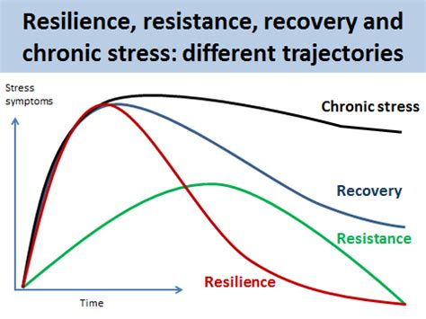 Resilience Stress Chart