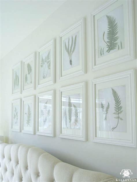easiest   hang  level gallery wall