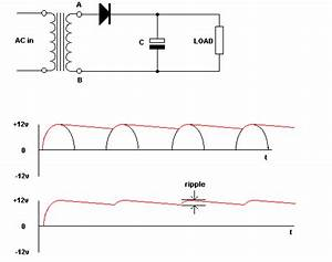 Reservoir Capacitor Tutorial And Circuits
