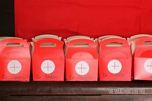 Doctor Themed Birthday Party Ideas and Games - The
