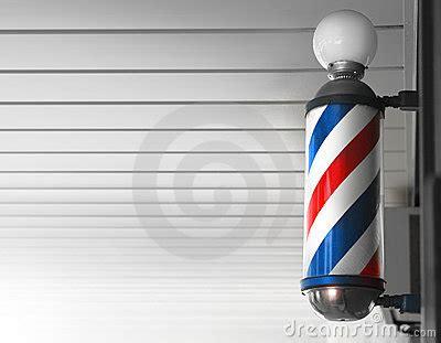 barber shop pole royalty  stock  image