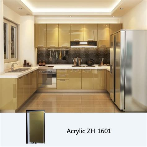 Acrylic Cabinet by High Gloss Kitchen Cabinet Customized Kitchen Cabinets