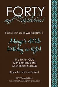 40th birthday party invites templates free printable 40th birthday party invitations templates filmwisefo