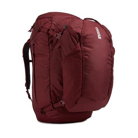 Putni ruksak ženski 2u1 Thule Landmark 70L crveni - Biolab.hr