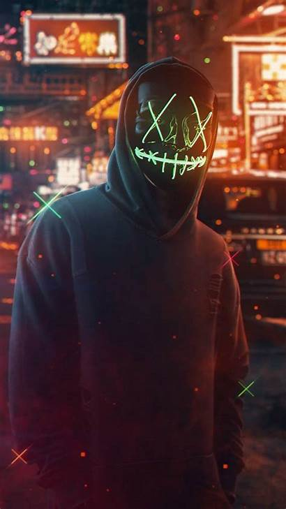 Mask Purge Wallpapers Wallpaperaccess Backgrounds Guardado Desde