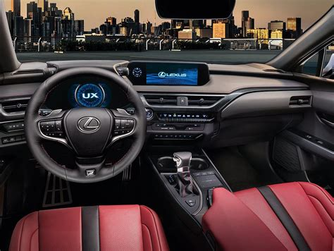 lexus ux preview release date design performance