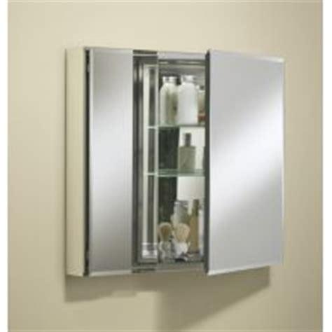 kohler cb clr1620fs mirrored medicine cabinet kohler medicine cabinets build shop recessed mirrored