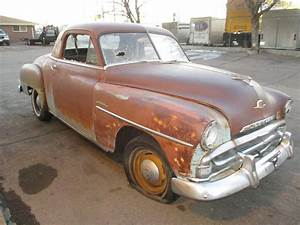 1951 Plymouth Concord 2dr Business Coupe 3 Window Dodge