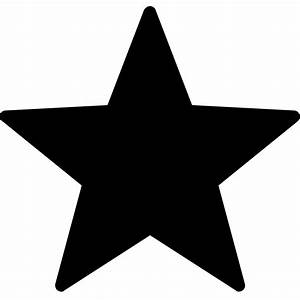 Star Filled Icon - Free PNG and SVG Download  Star