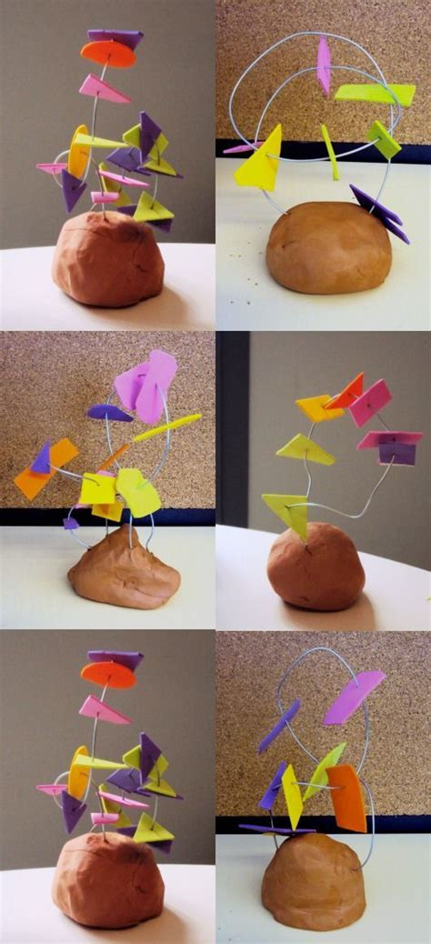 578 best images about creative activities on 942 | 1fe7a3c622b18fe18f8773dcfb5196be art lessons art 3d