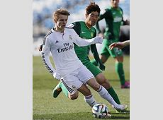 Martin Odegaard sets up two goals in Real Madrid Bteam