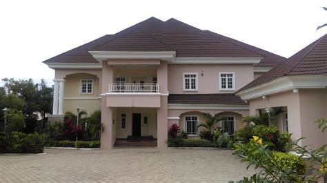 Luxury 7 Bedroom Mansion in Asokoro  Abuja Properties