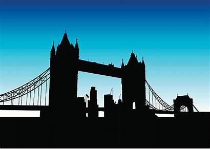 Bridge Tower London Clip Drawbridge Clipart Grafiken