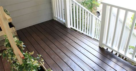 behr semi transparent deck stain chocolate house