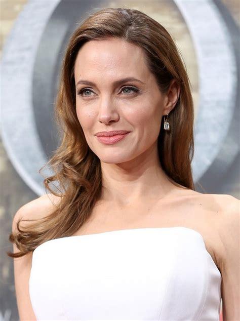 Angelina Jolie Net Worth - Celebrity Sizes
