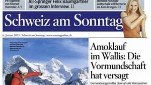 Schweiz Am Sonntag : aus der s dostschweiz am sonntag wird die schweiz am sonntag s dostschweiz ~ Orissabook.com Haus und Dekorationen