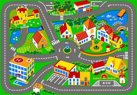 resultado de imagen para alfombras infantiles pista de