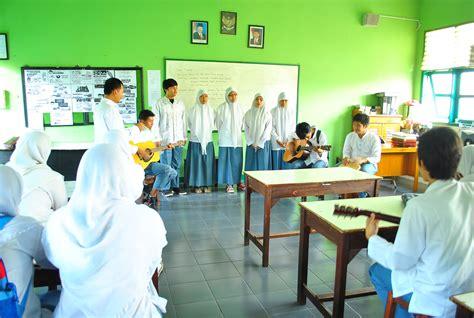 sma islam panglima besar soedirman  bekasi suasana sekolah
