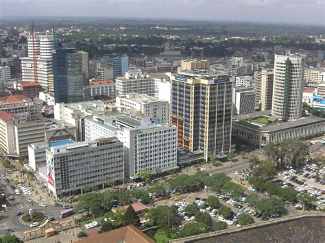 A Beautiful East African City