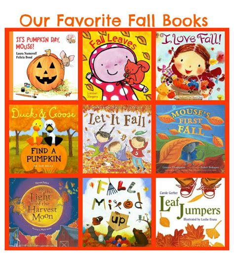 12 fabulous fall books for toddlers kid network 845 | 932d7043eaf9123850db83215c132715