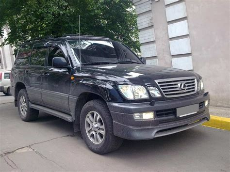 2007 Lexus Lx470 For Sale 4700cc Gasoline Automatic