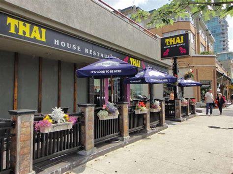 Thai House Restaurant (esplanade)  North Vancouver