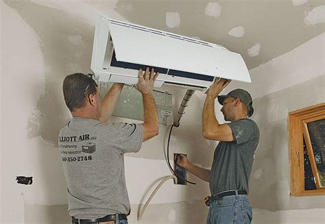 install  minisplit fine homebuilding