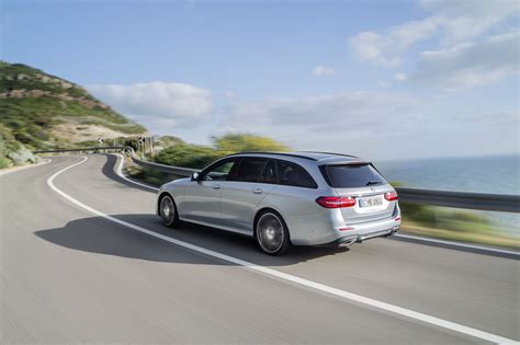 2017 Mercedes-benz E-class Wagon Is Both Spacious And