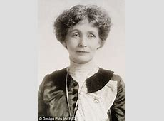 Meryl Streep portraying Emmeline Pankhurst in Suffragette