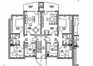 Mehrfamilienhaus Grundriss Beispiele : cad planung im hochbau f r wohnungen und gewerbe ~ Watch28wear.com Haus und Dekorationen