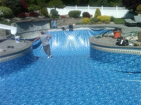 Inground Pool Liner Replacement Diy