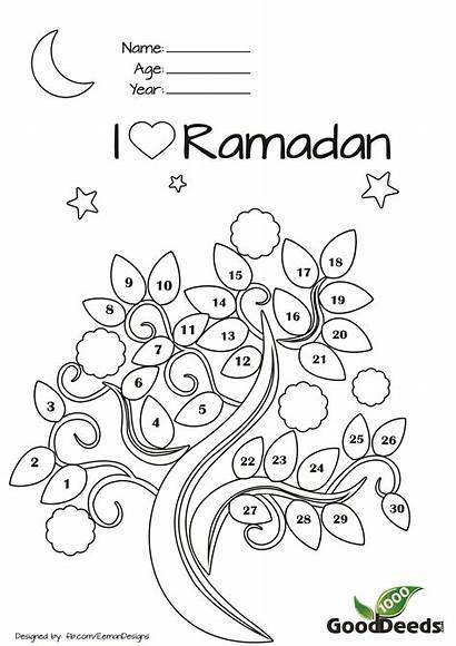 Ramadan Fasting Chart Children Nanima
