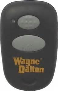 Porte De Garage Wayne Dalton : telecommande de portail wayne dalton e2f push 600 ~ Melissatoandfro.com Idées de Décoration