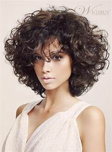 Carré Court Frisé : coupe carre plongeant court cheveux boucles coupes de ~ Melissatoandfro.com Idées de Décoration
