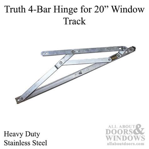 bar commercial window hinge     heavy duty
