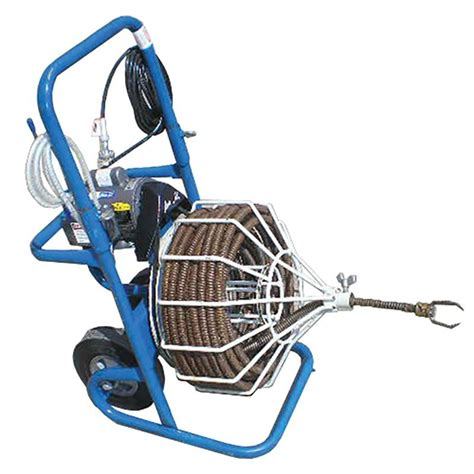 Snakes For Plumbing by Drain Snake Electric For Rent Kennards Hire