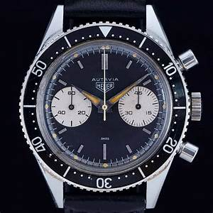 Second Autavia Dial  Second Execution Hands  Reference