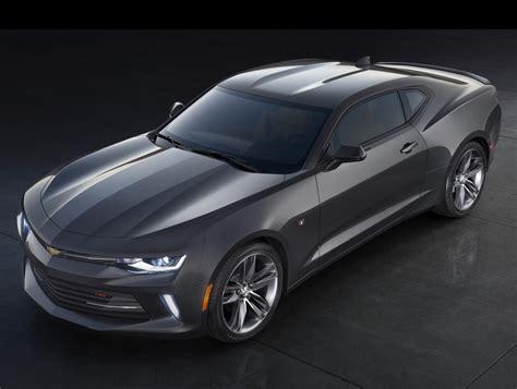 2017 Chevrolet Corvette & 2016 Chevrolet Camaro Priced In