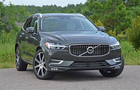 volvo xc60 inscription 2018 volvo xc60 t6 inscription review test drive