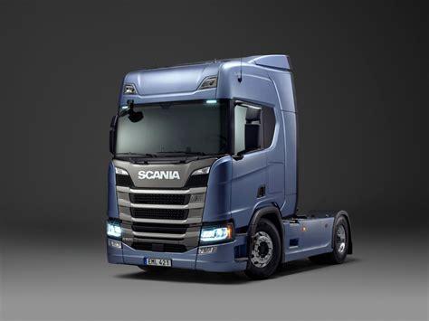 Interni Scania R - nouvelle gamme de camions scania toujours plus 224 tous