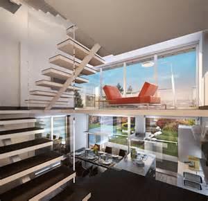basement floor plans three story house plans by architekt di johann lettner