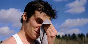 How To Reduce Excessive Perspiration
