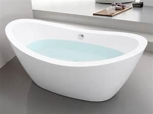 Frei Stehende Badewanne : freistehende badewanne alda 180 l g nstig kaufen ~ Udekor.club Haus und Dekorationen