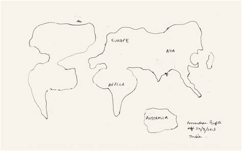 world map archive cool hunting