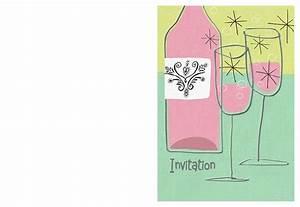 Cartons De Déménagement Gratuit : imprimer carte invitation pot de d part la retraite ou ~ Melissatoandfro.com Idées de Décoration